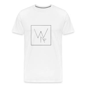 WRF Logo - Men's Premium T-Shirt