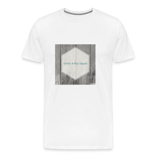 Emely & Roy Squad merch - Men's Premium T-Shirt