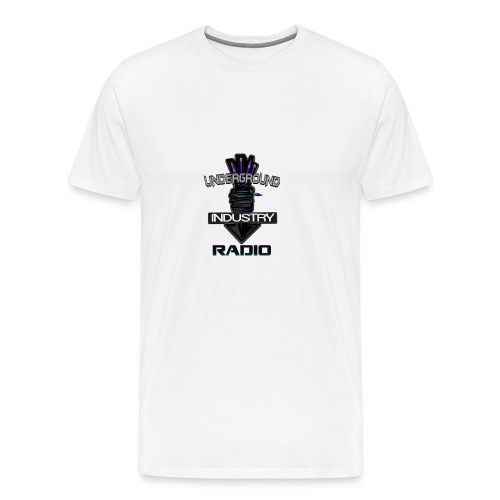 Underground Industry Radio Merchandise - Men's Premium T-Shirt