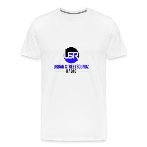 Urban Streetsoundz Radio originals - Men's Premium T-Shirt