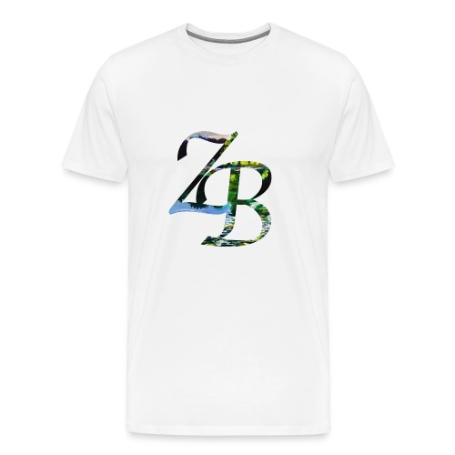 ZBlakeLOGO - Men's Premium T-Shirt