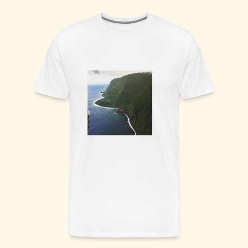 Hawaiian Beauty - Men's Premium T-Shirt