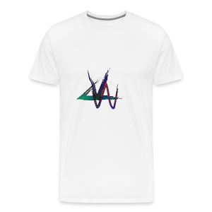 Variance Just the logo - Men's Premium T-Shirt