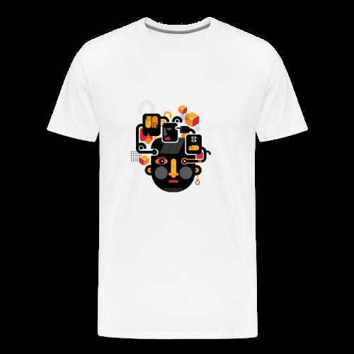 nbx.directory - Men's Premium T-Shirt
