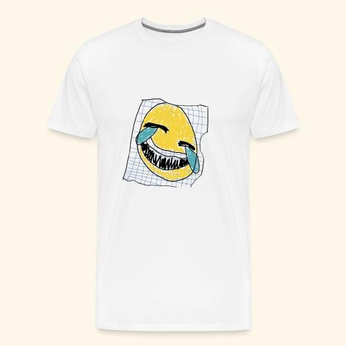 הנייר הזה שעל אלוהים - Men's Premium T-Shirt