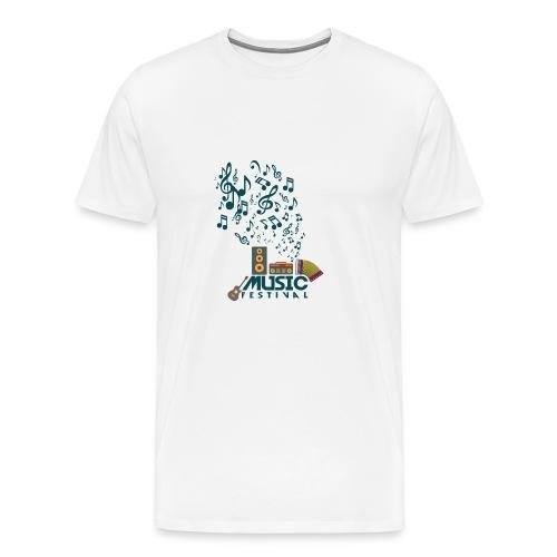 Music Festival - Men's Premium T-Shirt
