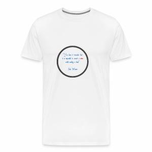John Waters - Men's Premium T-Shirt