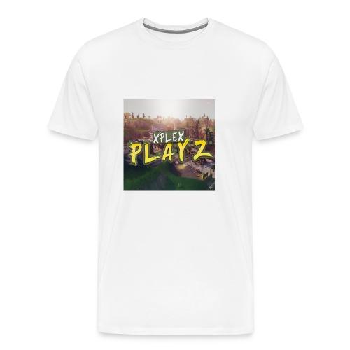 Fortnite Avatar Template - Men's Premium T-Shirt