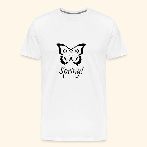 Spring - Men's Premium T-Shirt