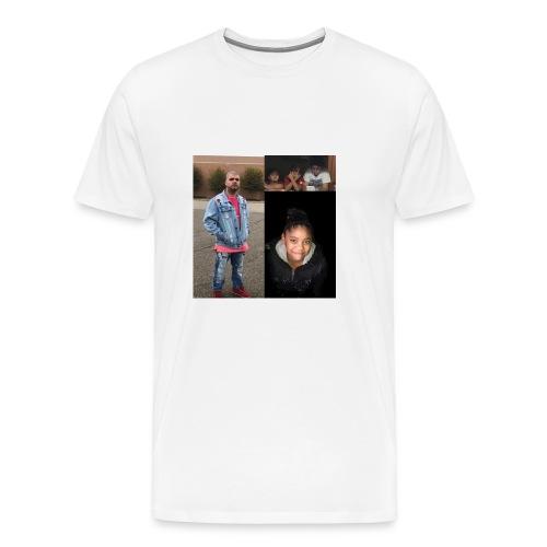 E864AC83 9604 49FB 9FC5 1172FE9AC4A3 - Men's Premium T-Shirt