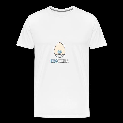 EGGNIHILO - Men's Premium T-Shirt
