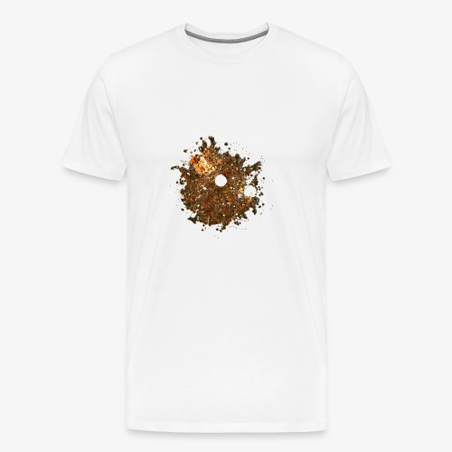 Bubble trouble - Men's Premium T-Shirt