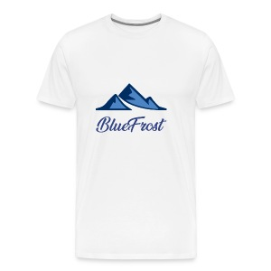 BlueFrost Merch - Men's Premium T-Shirt
