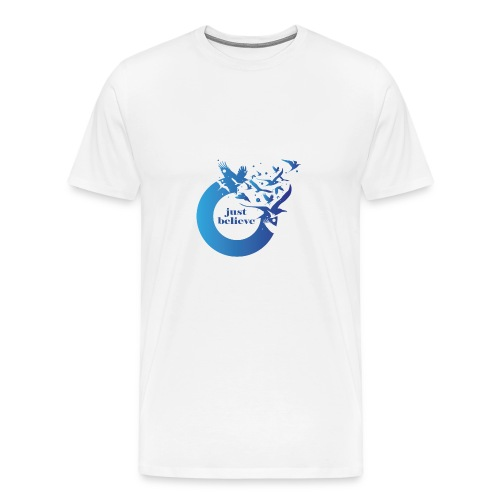 Just Believe - Men's Premium T-Shirt