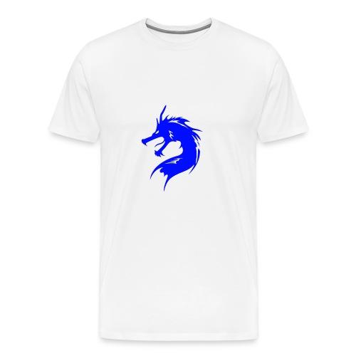 DinoCraftProductions T-Shirt - Men's Premium T-Shirt