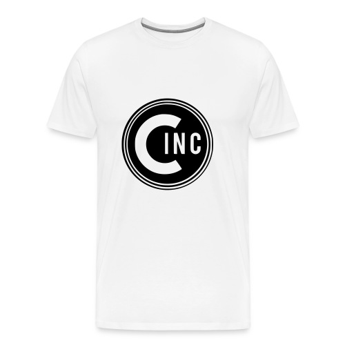 Coasters Inc. Logo - Men's Premium T-Shirt