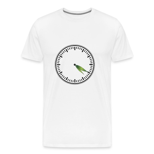 420 Time - Men's Premium T-Shirt