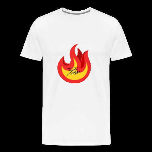 FireBrandV1 - Men's Premium T-Shirt