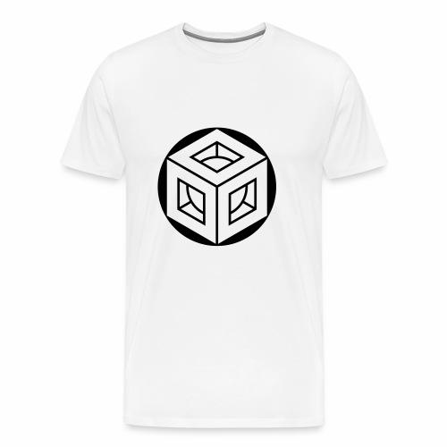 crop circles 51 - Men's Premium T-Shirt