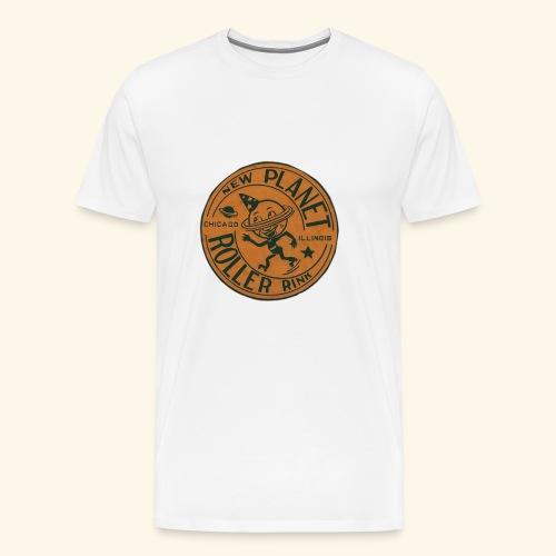 Skate geex chi II - Men's Premium T-Shirt