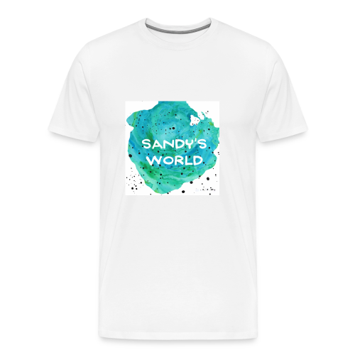 Sandy's World - Men's Premium T-Shirt