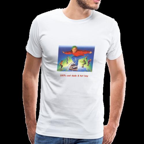 hot boy t-shirt - Men's Premium T-Shirt