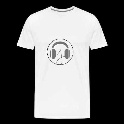 J Headphones - Men's Premium T-Shirt