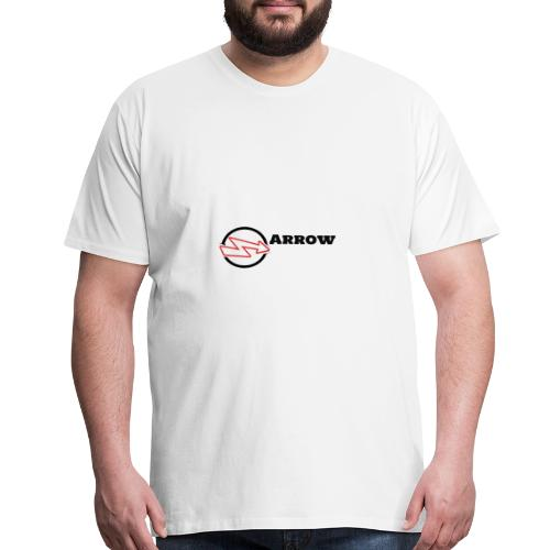 Arrow - Men's Premium T-Shirt