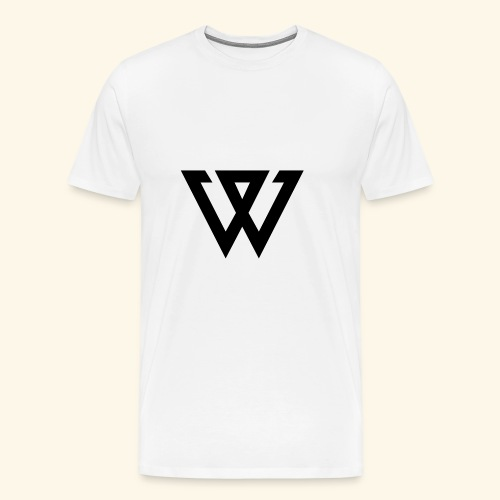 WINNER LOGO - Men's Premium T-Shirt