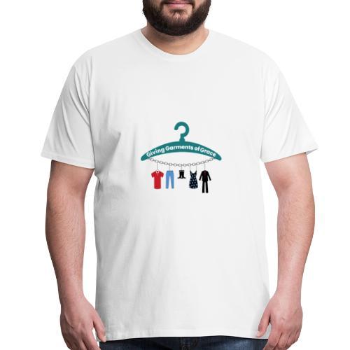 Giving Garments of Grace - Men's Premium T-Shirt