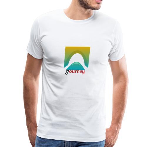 Retro Journey - Men's Premium T-Shirt