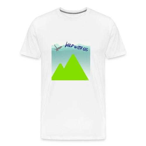 Becca Lawliss - Men's Premium T-Shirt