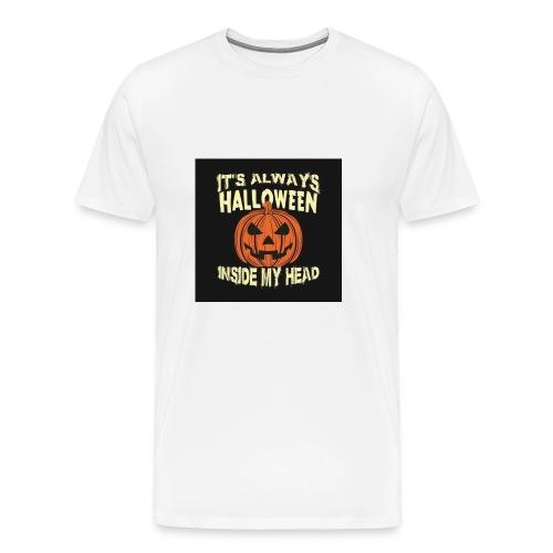 It's Always Halloween - Men's Premium T-Shirt