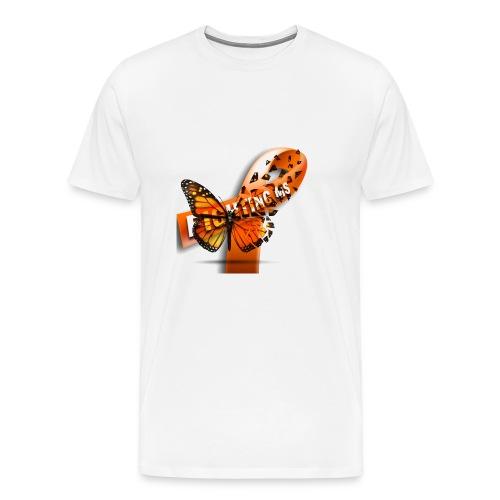 Fighting ms - Men's Premium T-Shirt