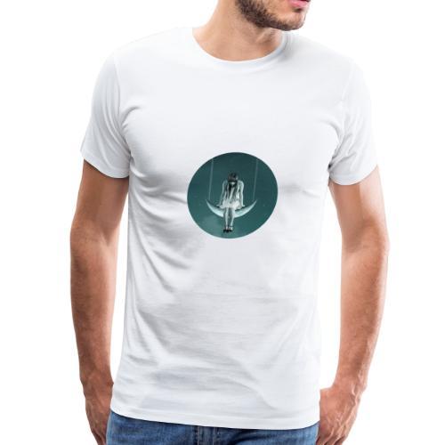 Woman Moon - Men's Premium T-Shirt