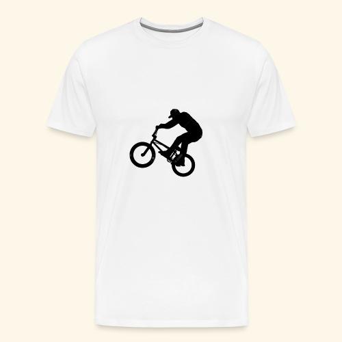 Rider silhouette - Men's Premium T-Shirt