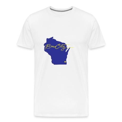 BREW CITY - Men's Premium T-Shirt