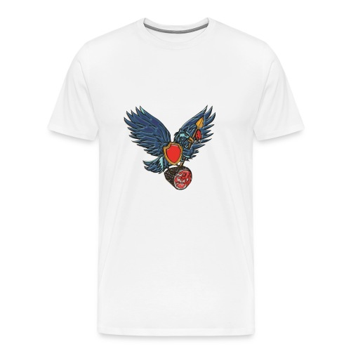 Tweeterham Official LOGO - Men's Premium T-Shirt
