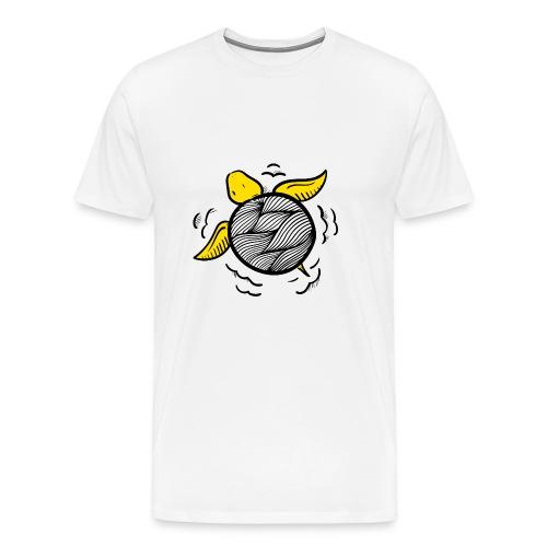 Turtle unique - Men's Premium T-Shirt