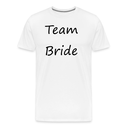 Team Bride by ellaland - Men's Premium T-Shirt