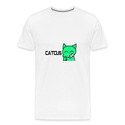 Catcus - Men's Premium T-Shirt