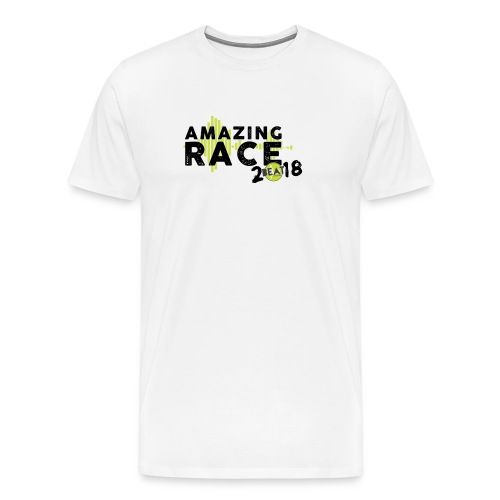 Amazing Race - Men's Premium T-Shirt