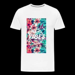 Vibes - Men's Premium T-Shirt