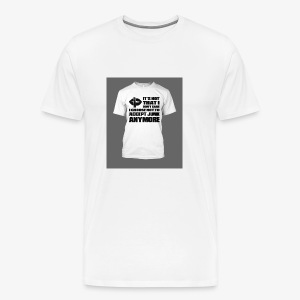 junk - Men's Premium T-Shirt
