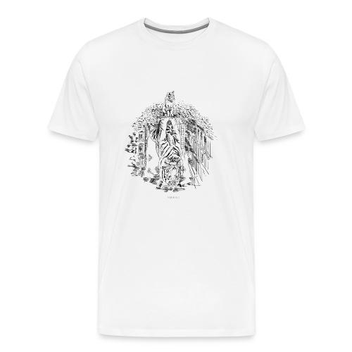Hidden Tiger - Men's Premium T-Shirt