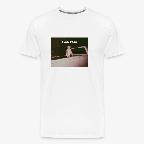 The Dong Tape 2 - Men's Premium T-Shirt