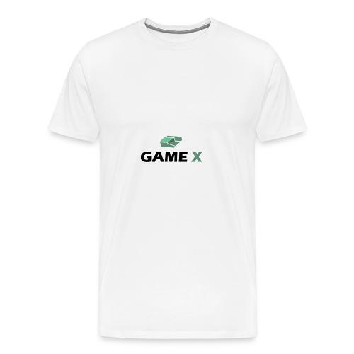 GAME X - Men's Premium T-Shirt