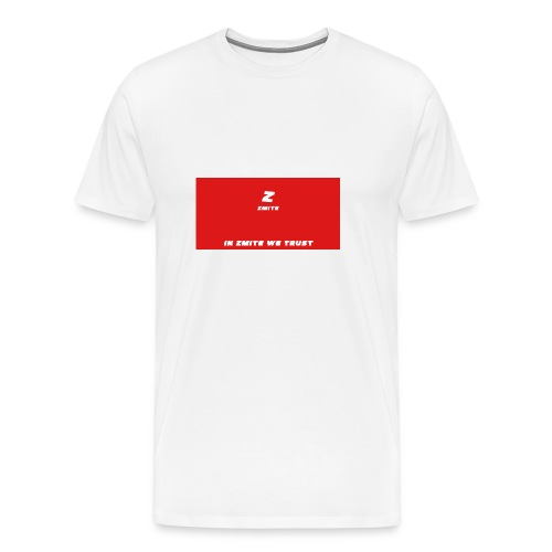 In Zmite We Trust - Men's Premium T-Shirt