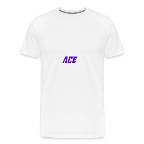 ACE CLAN OFFICIAL APPAREL - Men's Premium T-Shirt