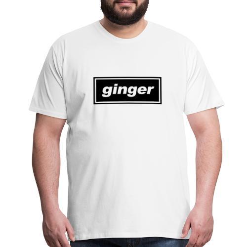 Ginger Indie logo - Men's Premium T-Shirt